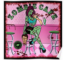 Zombie Cafe Poster