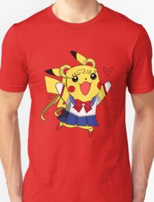 Sailor Pikachu Unisex T-Shirt