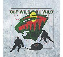 Get Wild Be wild Photographic Print