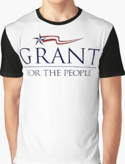 Grant for the people Graphic T-Shirt