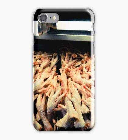 pied de poule iPhone Case/Skin