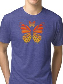 Soaring Wings Of Color Tri-blend T-Shirt