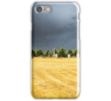 Greendale Cemetery iPhone Case/Skin