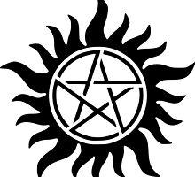 Supernatural Anti Possession Symbol by EmjiDesigns