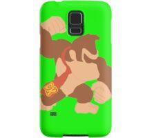Simplistic Donkey Kong Samsung Galaxy Case/Skin