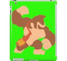 Simplistic Donkey Kong iPad Case/Skin