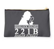 Sherlock Holmes Address 3 Studio Pouch