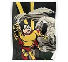 Mighty Mouse Poster