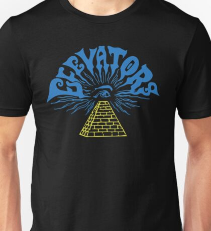 13th Floor Elevators Unisex T-Shirt