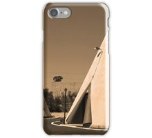 Route 66 - Wigwam Motel iPhone Case/Skin