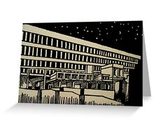 Boston City Hall Greeting Card
