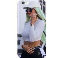 Kylie Jenner - Mint Fashion iPhone Case/Skin