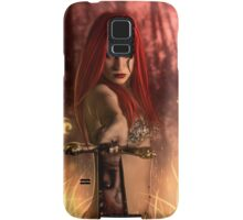 Red Samsung Galaxy Case/Skin