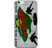 Get Wild Be wild iPhone Case/Skin