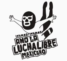 La Luchador2 One Piece - Short Sleeve