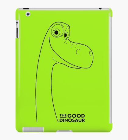 The Good Dinousaur movie  iPad Case/Skin