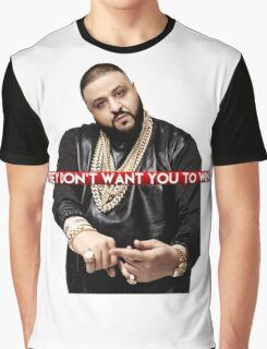 Dj Khaled Graphic T-Shirt