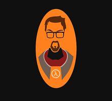 Half Life Gordon Freeman Vector T-Shirt