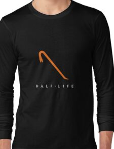 Half Life Gordon Freeman Weapon  Long Sleeve T-Shirt