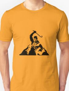 Half Life Gordon Freeman Fighting Unisex T-Shirt