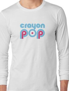 Crayon Pop Long Sleeve T-Shirt