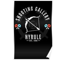 Shooting Gallery Poster