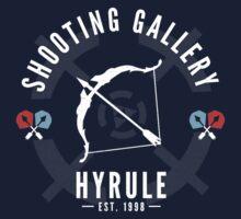 Shooting Gallery by Daniel Bradford