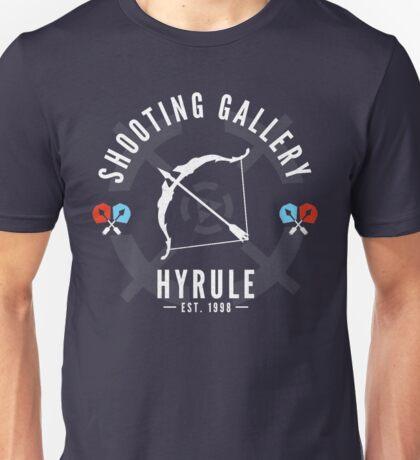 Shooting Gallery Unisex T-Shirt
