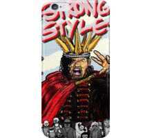STRONG STYLE iPhone Case/Skin