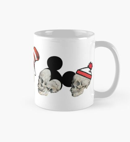 Skulls with hats Mug