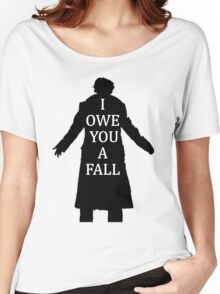 I Owe You A Fall Women's Relaxed Fit T-Shirt