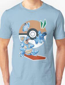 Nidoqueen Line T-Shirt