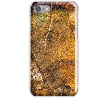 Roots and Veins iPhone Case/Skin