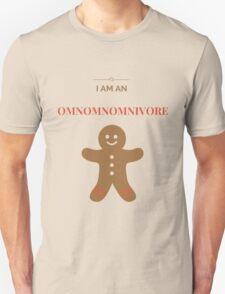 Omnomnomnivore Unisex T-Shirt