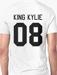 "KYLIE JENNER ""KING KYLIE"" JERSEY T-Shirt"
