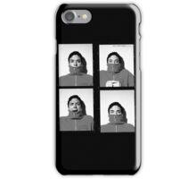 silly jimmy fallon iPhone Case/Skin