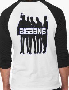 ♥♫Love BigBang Cool K-Pop Clothes & Phone/iPad/Laptop/MackBook Cases/Skins & Bags & Home Decor & Stationary♪♥ Men's Baseball ¾ T-Shirt