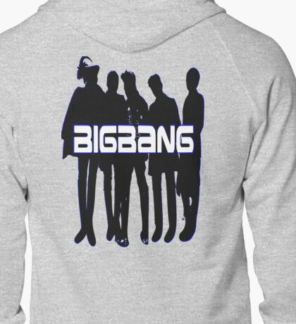 ♥♫Love BigBang Cool K-Pop Clothes & Phone/iPad/Laptop/MackBook Cases/Skins & Bags & Home Decor & Stationary♪♥ Zipped Hoodie