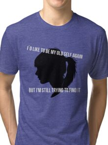 All Too Well Tri-blend T-Shirt