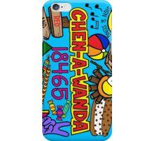 Chen-A-Wanda iPhone Case/Skin