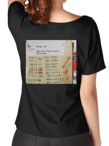 Overdue... Women's Relaxed Fit T-Shirt