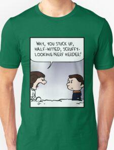 Calvin and Hobbes x Star Wars Unisex T-Shirt