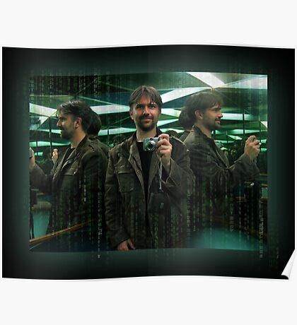 An Official Matrix Photographer, The Mugshot Of Poster
