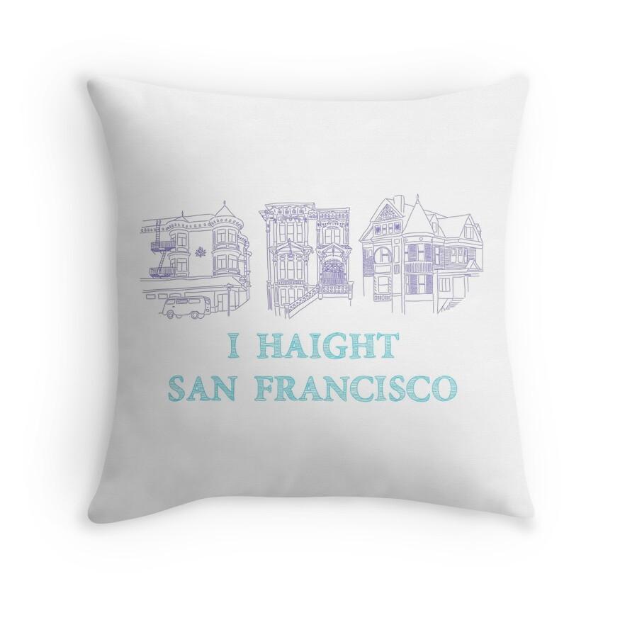 Decorative Pillows San Francisco :