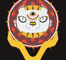 Tiger eye by DankAnk