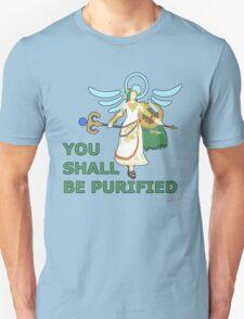 PALUTENA | Super Smash Taunts | You shall be purified T-Shirt