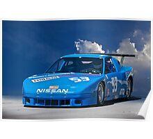 SCCA Nissan GT3 Poster