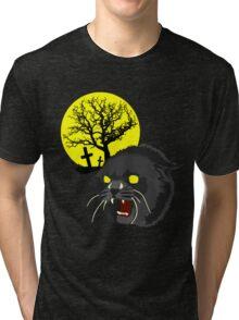 Pet Sematary - Church - Stephen King Tri-blend T-Shirt