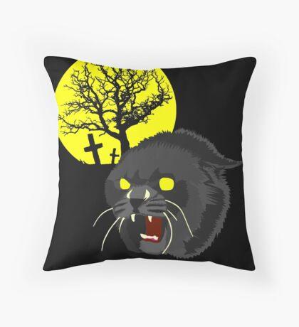Pet Sematary - Church - Stephen King Throw Pillow