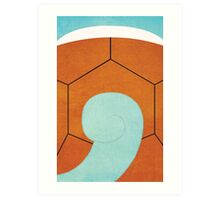 Squirtle, Squirt! Art Print